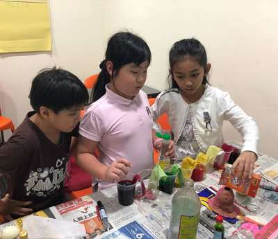 Science Mastery Primary 3